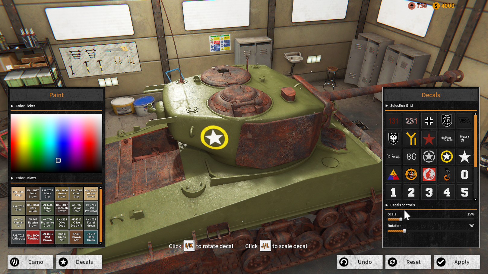 Development Status | Tank Mechanic Simulator | Page 2